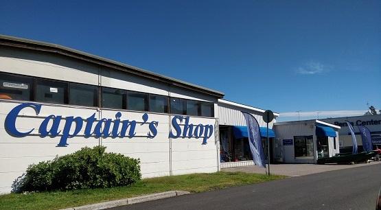 Captain's Shop Lauttasaari